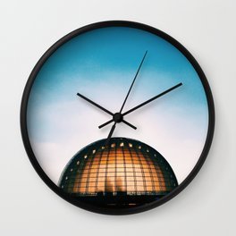Villa Lobos Wall Clock
