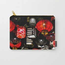 Bundle of Lanterns Carry-All Pouch