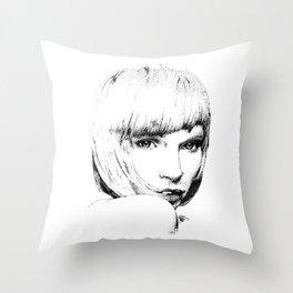 Dot Throw Pillow