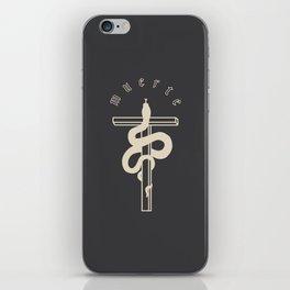 M U E R T E iPhone Skin