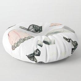 Lingerie Floor Pillow