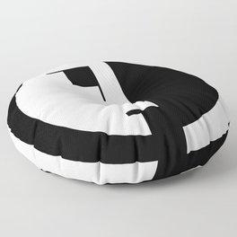BAUHAUS! Floor Pillow
