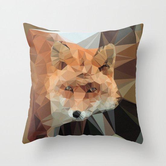 No, i don't like bingo. Throw Pillow