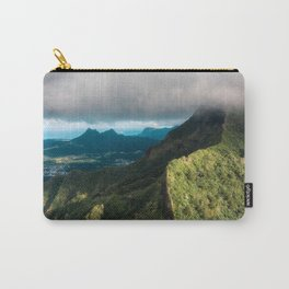 Ko'olau Mountain Range Carry-All Pouch