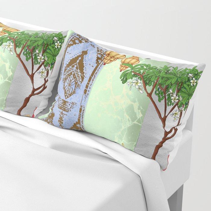 Bath v1 Pillow Sham