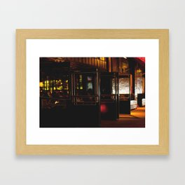 Open Doors Framed Art Print