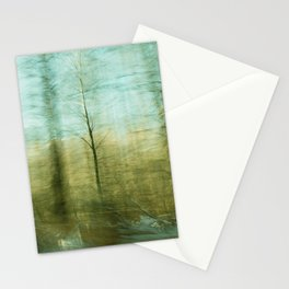 Moved By Trees ii Stationery Cards