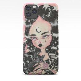 LADY NERA iPhone Case