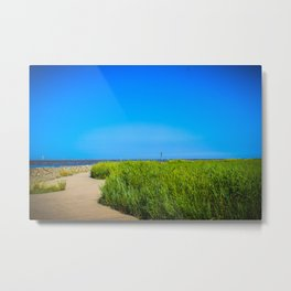 North Sea - Romance Metal Print