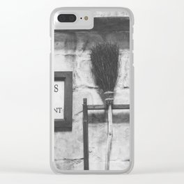 INN Guest Only Clear iPhone Case