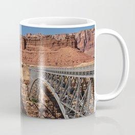 Navajo_Bridge - Marble_Canyon, Arizona Coffee Mug