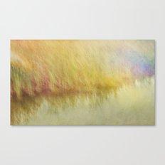 The Lakes Edge {Pretty Summer} Canvas Print