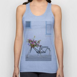 Bycicle Unisex Tank Top