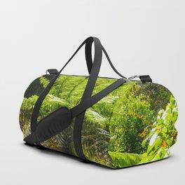 dicksonia antarctica Duffle Bag