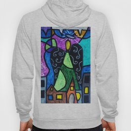 Fragmented Angels #070 Hoody