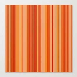Taos Stripe Canvas Print