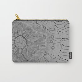Circle of Pattern Carry-All Pouch