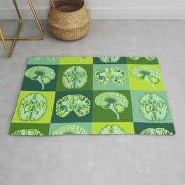 Brain Sections Rug
