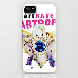 ARTPOP artRAVE iPhone Case
