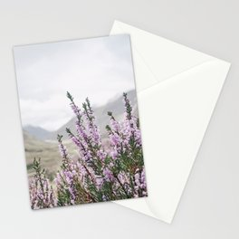 Heather in Glencoe Stationery Cards