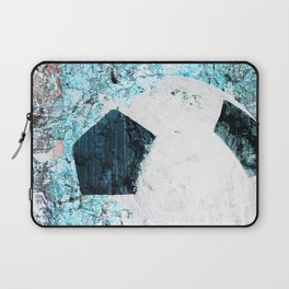 Soccer art Laptop Sleeve