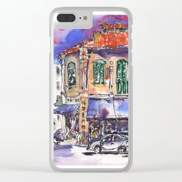 20140414 Sam Leong St Clear iPhone Case