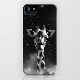 Tall Giraffe iPhone Case