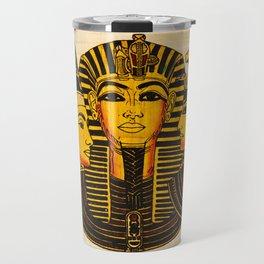 Egyptian Royalty Travel Mug