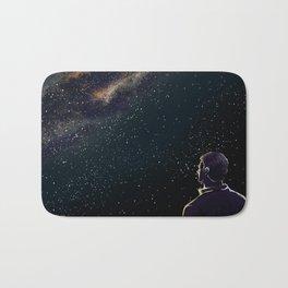 Rodney Under The Milky Way Bath Mat
