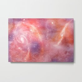 Acrylic Candy Universe Metal Print