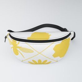Beekeeper Honey Gift Idea Bee Design Fanny Pack