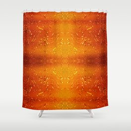 Break a Sweat Shower Curtain