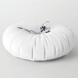 Serotonin Floor Pillow
