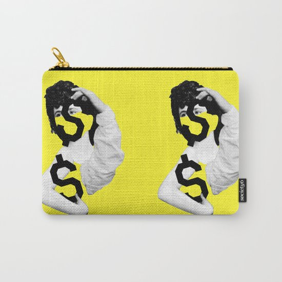 Madame Money Carry-All Pouch