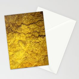 Prehistoric Cave Wall Texture Stationery Cards