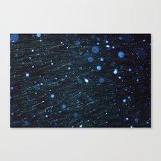 Snow talk 4 Canvas Print