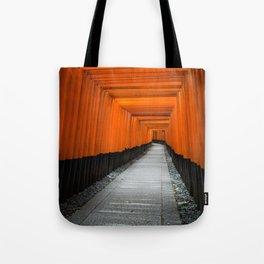 Kyoto Shrine Tote Bag