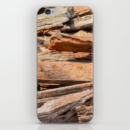 Redgum Sleepers iPhone Skin