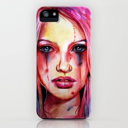 Dulcet (Make sure you watch the video in the description!!!) iPhone Case