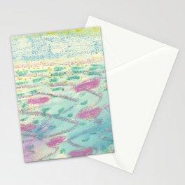 Bora Bora - The Beautiful Sea Stationery Cards