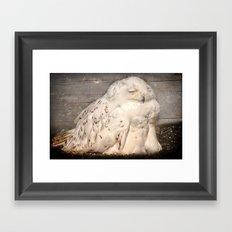 In Repose Framed Art Print
