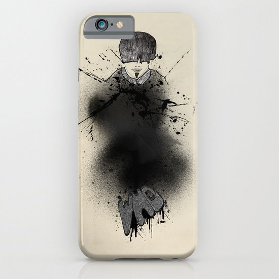 Style outside, man inside iPhone & iPod Case