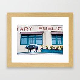 pike place market (three) Framed Art Print