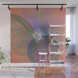 Fairy Blossom Fractal Wall Mural