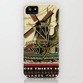 Yikes! iPhone Case