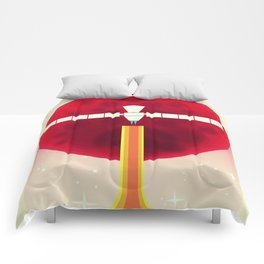 BepiColombo Mission to Mercury Comforters
