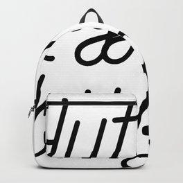 Magic cute Hufflebuzzed Backpack