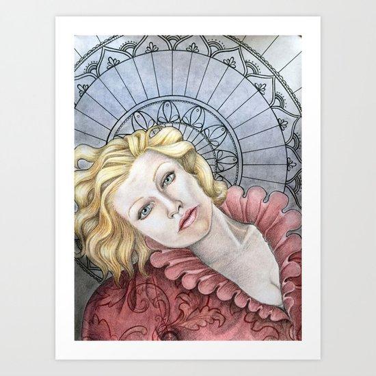 Luxe Art Print