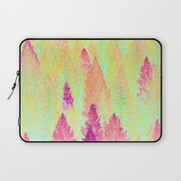 Painted Forest Laptop Sleeve