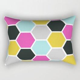 Tile Me Up #1 Rectangular Pillow